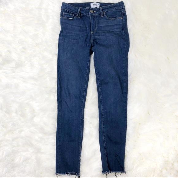 PAIGE Denim - PAIGE Denim Verdugo Ultra Skinny Jeans Size 27
